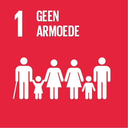 SDG 1 Geen armoede