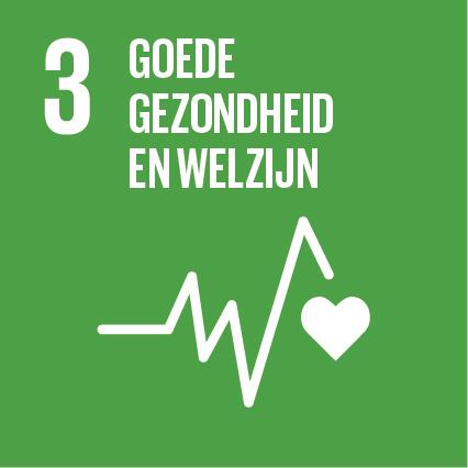 SDG 3 goede gezondheid en welzijn