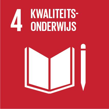 SDG 4 Kwaliteit onderwijs