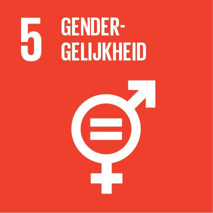 SDG 5 Gender gelijkheid