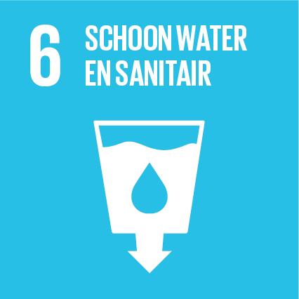 SDG 6 Schoon water en sanitair
