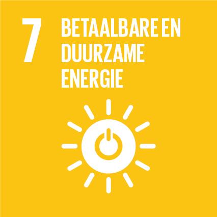 SDG 7 betaalbare en duurzame energie