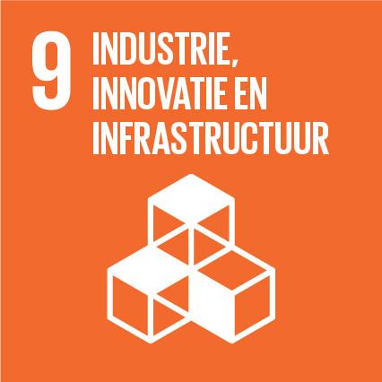 SDG 9 Industrie, innovatie en infrastructuur
