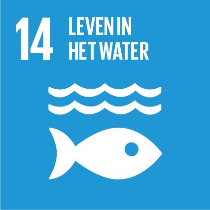 SDG 14 Leven in het water