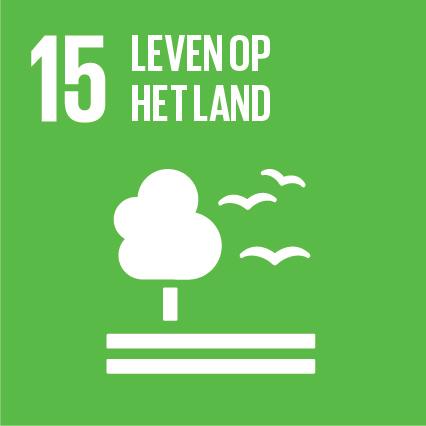 SDG 15 Leven op het land
